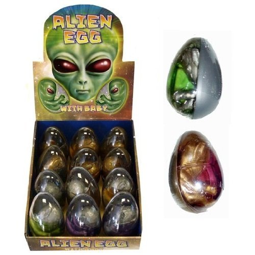 Henbrandt-Alien-Egg-Stretchy-Mixed-Colours-one-Supplied