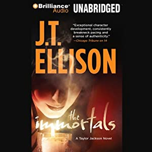 The Immortals: Taylor Jackson Series #5 | [J. T. Ellison]