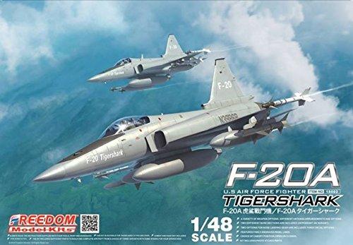1/48 F-20A タイガーシャーク