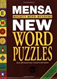 img - for Mensa New Word Puzzles (Mensa mighty mind benders) book / textbook / text book
