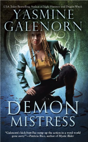 Image of Demon Mistress (Otherworld, Book 6)