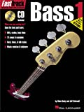 51xDXci9VQL. SL160  FastTrack Bass Method   Book 1 (Bk.1)
