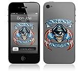 Music Skins iPhone 4用フィルム  Bon Jovi - Forever  iPhone 4  MSIP4G0240