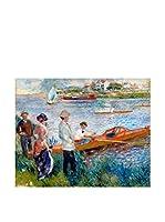 Especial Arte Lienzo Auguste Renoir Multicolor
