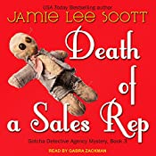 Death of a Sales Rep: Gotcha Detective Agency Series, Book 3 | Jamie Lee Scott