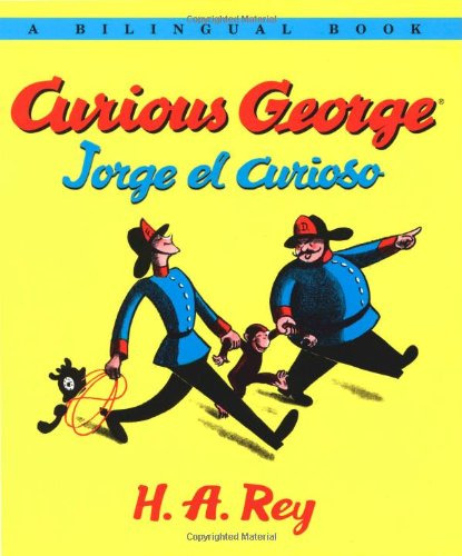 Jorge-el-curiosoCurious-George-Bilingual-edition-Spanish-and-English-Edition
