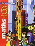 Maths 6e Nouveau prisme : Programme 2009, petit format (1Cédérom)