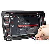XOMAX-XM-VW04-Autoradio-fr-Volkswagen-SKODA-SEAT-Moniceiver-Naviceiver-mit-GPS-Navigation-NAVI-Software-Bluetooth-Freisprechfunktion-18-cm-7-Zoll-Touchscreen-Bildschirm-DVDCD-Player-USB-und-SD-2-DIN-D