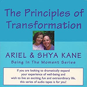 The Principles of Transformation: Being in the Moment Speech
