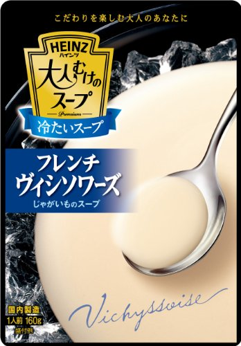 ハインツ 大人むけのスープ 冷たいフレンチヴィシソワーズ 160g×5袋