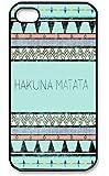 Hakuna Matata Iphone 4 4s Case Cover Ui146 ,Apple Plastic Shell Hard Case Cover Protector Gift Idea