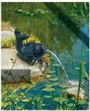 Heissner Fish Garden Pond Fountain Water Feature
