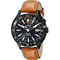 Timex Intelligent Quartz 3-GMT Men's Watch