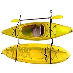 Buy Gear Up Hang-2 Deluxe Kayak Storage Strap, Black by GearUp