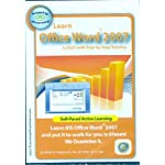 Learn Word 2007 Step-by-Step Trainng CD course