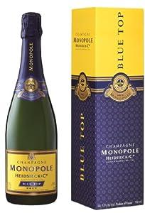 Champagner Heidsieck & Co. Monopole Blue Top