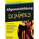 """Allgemeinbildung f�r Dummiesvon """"Winfried G�pfert"""""""