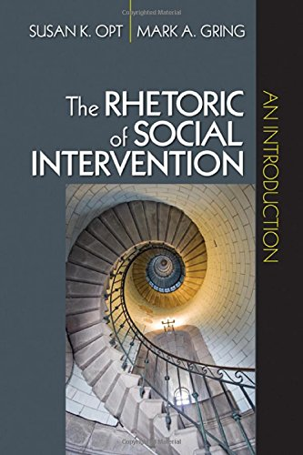The Rhetoric of Social Intervention: An Introduction PDF