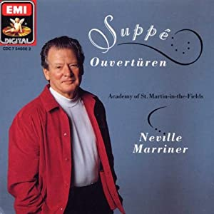 Suppe: Overtures - Light Calvary, Torments of Tantalus, Peregrination after Fortune, Lady Mistress, Morning Noon & Night in Vienna, The Queen of Spades, Viennese Jubilee, Poet & Peasant