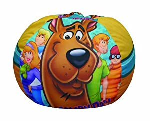 Warner Brothers Scooby Doo Paws Kids Bean Bag Scooby Doo Paws by Warner Brothers