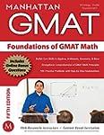 Foundations of GMAT Math (Manhattan P...