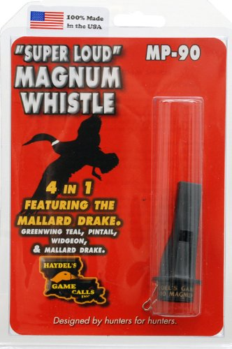 Haydel's Game Calls Magnum Mallard/Pintail Whistle