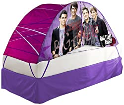 Nickelodeon Big Time Rush Bed Tent with Pushlight Assortment