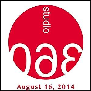 Studio 360: Rufus Wainwright & the Art of the Book Cover Radio/TV Program
