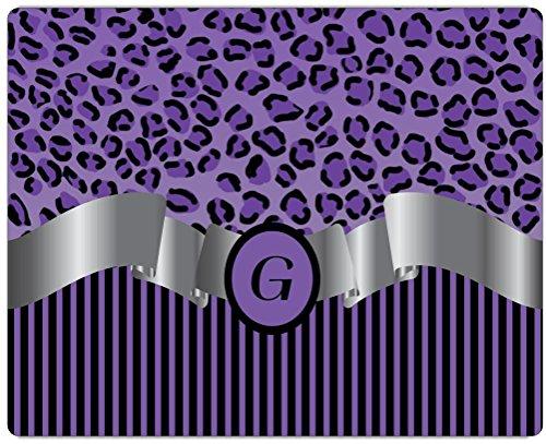 Purple Cheetah Sheets