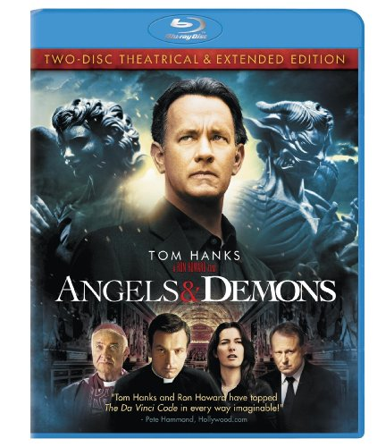 Cover art for  Angels & Demons [Blu-ray]