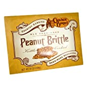 Cracker Barrel Peanut Brittle