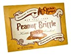 Cracker Barrel Peanut Brittle