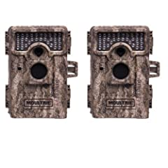 Buy (2) MOULTRIE Game Spy M-880 Low Glow Infrared Digital Trail Game Cameras | 8 MP by Moultrie