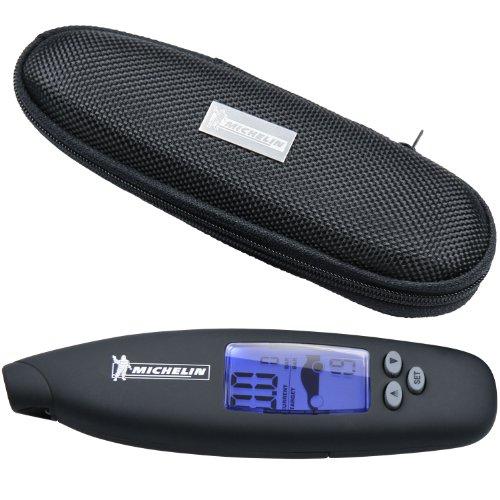 Michelin-92409-Manometro-Digitale-Programmabile-per-Misurazione-Pressione-Pneumatici