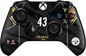 Troy Polamalu - Pittsburgh Steelers - Skin for Xbox One - Controller
