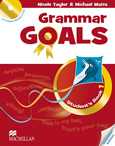 American Grammar Goals: Student's Book Pack Level 1 (Grammar Goals American English)