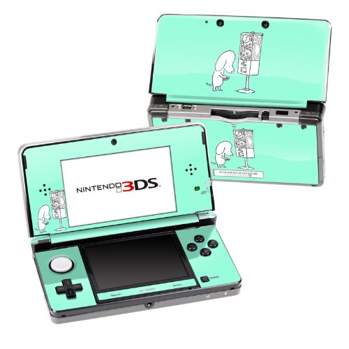 Vending Design Decorative Protector Skin Decal Sticker for Nintendo 3DS Portable Game Device