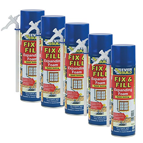 everbuild-5pc-500ml-fill-fix-quick-setting-polyurethane-expanding-foam-white