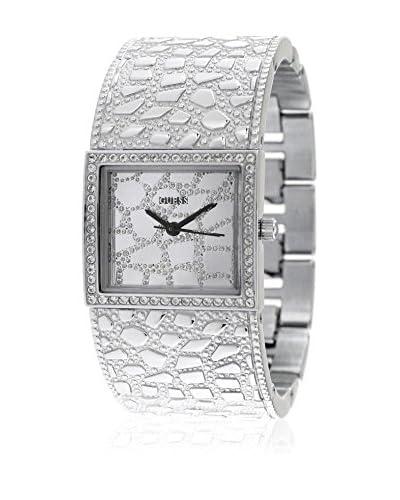 Guess Reloj de cuarzo Woman W0223L1 Plata 27 x 24 mm