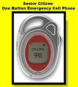 Amazon Com Senior Citizen Emergency 911 Only Cell Phone
