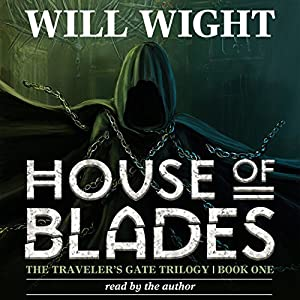 House of Blades Audiobook