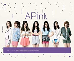 Apink 1集 - UNE ANNEE (韓国盤)