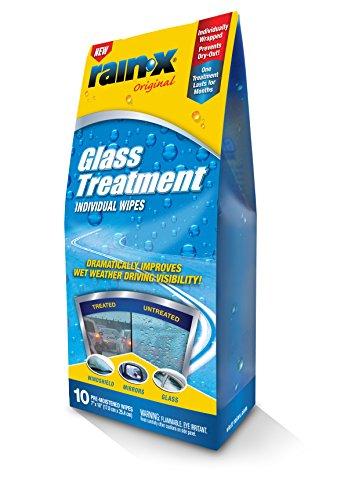 Rain-X 630021 Original Glass Treatment Wipes