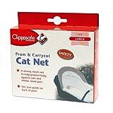 Clippasafe Pram & Carrycot Cat Net (Large)by Clippasafe