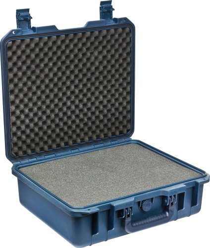 Orion 15958 Pro Pluck Foam Waterproof Accessory Case, Medium (Blue)
