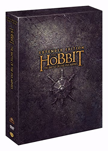 The Hobbit: The Battle Of The Five Armies - Extended Edition [DVD] [2014]