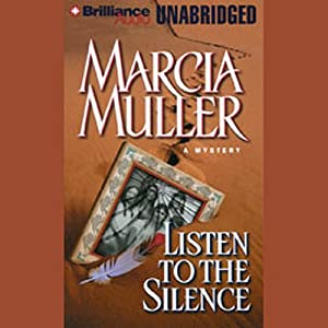 Listen to the Silence - Marcia Muller