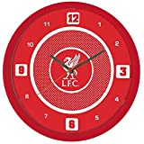 Team Unisex F B Wall Clock 43 Liverpool One Size