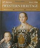 Western Heritage Since 1300, AP* Edition, Teacher's Edition
