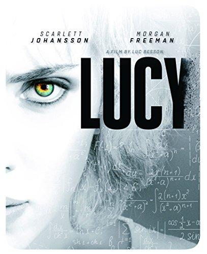 【Amazon.co.jp限定】LUCY/ルーシー スチール・ブック仕様ブルーレイ [Blu-ray]